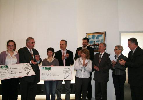 Gagnants Prix Mobilité Internationale 2011