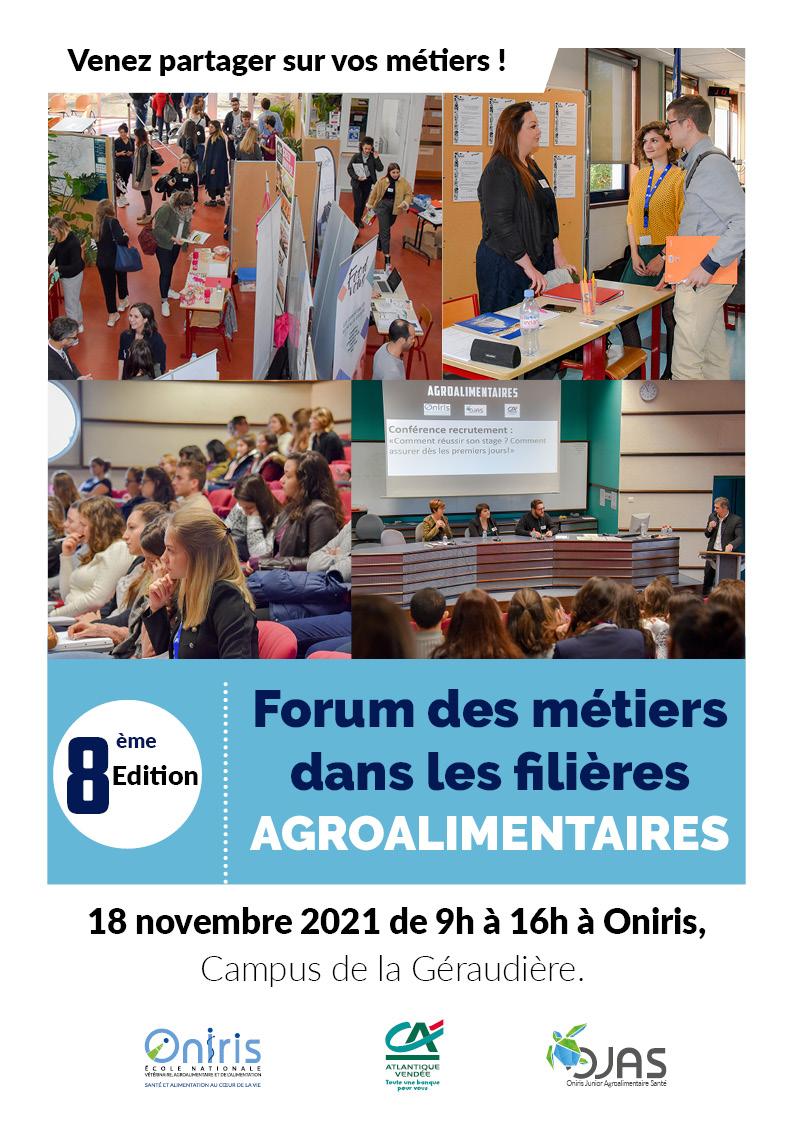 forum des métiers oniris